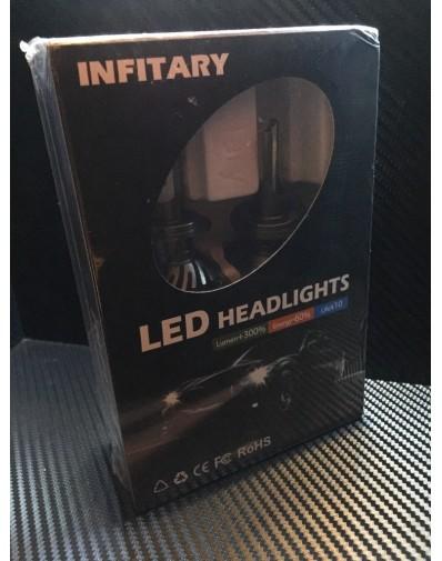 Kit de conversión led h7 Infitary